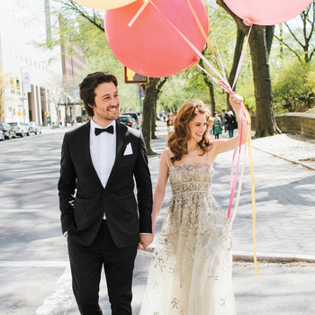 26 Utterly-Romantic Resolutions for the Bride and Groom Heading to the Altar