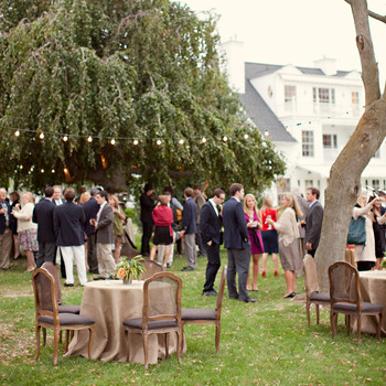 Ask Martha: Wedding Celebrations Etiquette