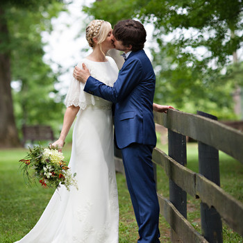 An Eclectic Barn Wedding in Hudson, New York