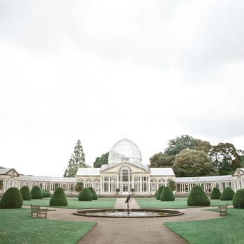 momina jack wedding reception venue outdoor garden