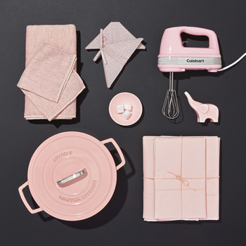 pink registry items