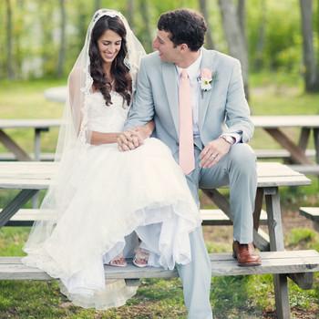 An Elegant Handmade Affair in North Carolina