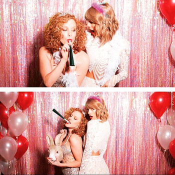 Taylor Swift Was Booed at Her Best Friend's Wedding