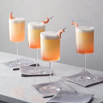 hybrid crescent cocktails