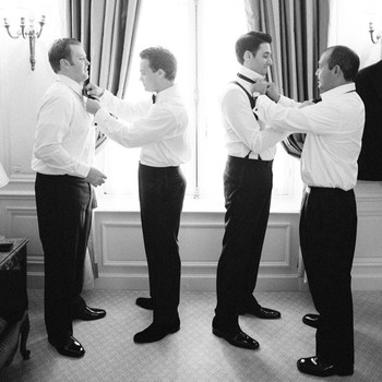 6 Things the Groom Needs to Do on the Wedding Day