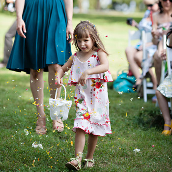 How to Prevent Flower Girl and Ring Bearer Meltdowns