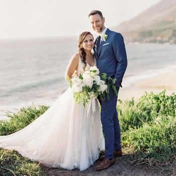 grace dutch wedding couple