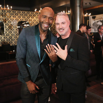 Karamo Brown and Ian Jordan