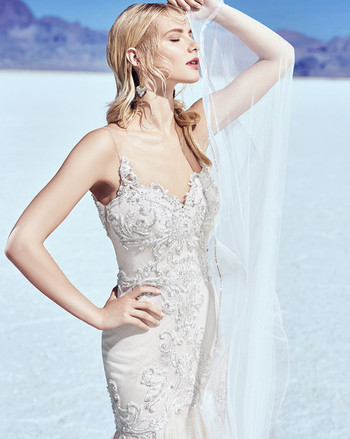 sottero and midgley khloe lace trumpet
