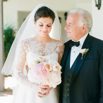 How to Get All the Dads in Your Life Involved in Wedding Planning