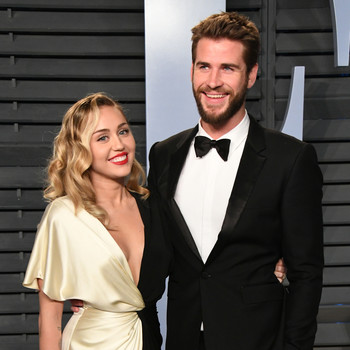 miley cyrus and liam hemsworth couple