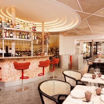 brasserie Astair in Paris