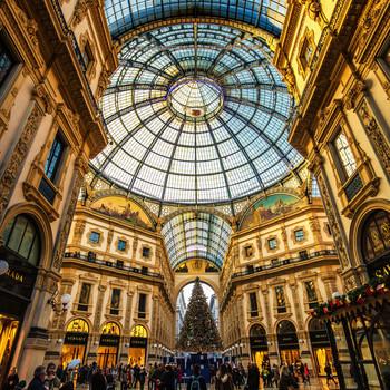 romantic destination italy milan