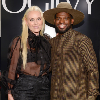 Olympic Skier Lindsey Vonn Is Engaged to Hockey Star P.K. Subban
