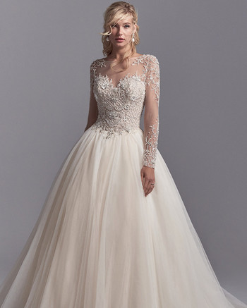 sottero and midgley barrington ballgown