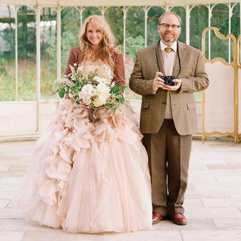 A Romantic, Whimsical Destination Wedding in Ireland