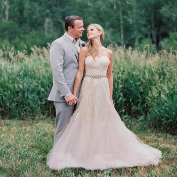 Erin and JJ's Colorado Ranch Wedding