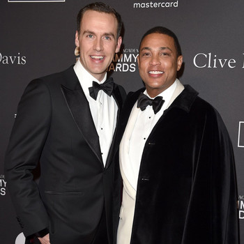 CNN Anchor Don Lemon Is Engaged to Tim Malone