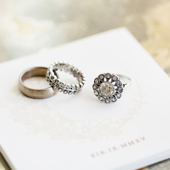 Wedding Bands That Pair With Unique Engagement Rings
