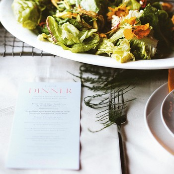 Do You Need Entrée Choices for a Seated Reception Dinner?