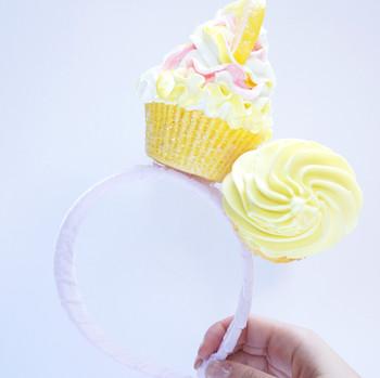 Dessert Headpiece DIY