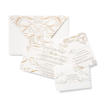 eco friendly stationery suite