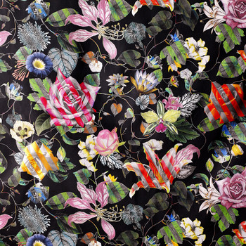 fashion forward floral background