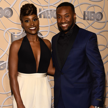 issa rae and louis diame