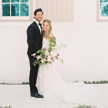 leighton craig wedding couple