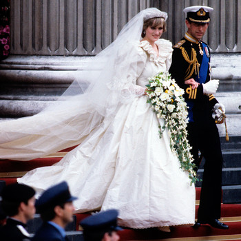 Princess Diana's Wedding Tiara Was Just Reworn by Her Niece