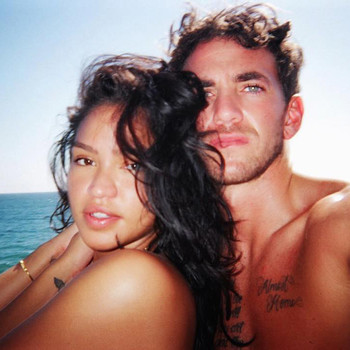 Cassie Ventura and Alex Fine