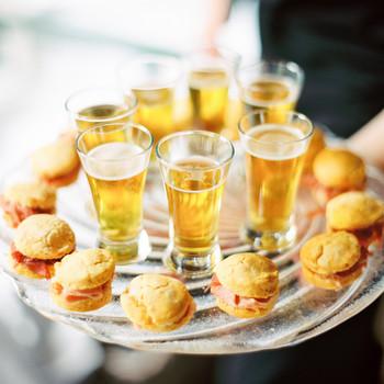 wedding food pairings nancy ray