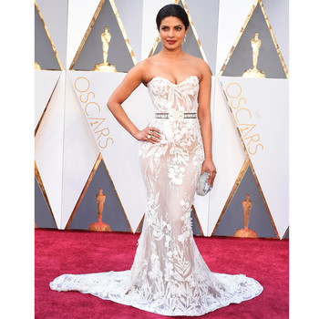 Priyanka Chopra Just Revealed a Hint About Her Wedding Dress