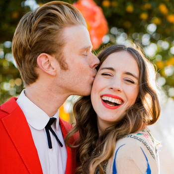 "How to Say ""I Do"" to Red Lipstick on Your Wedding Day"