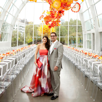 Hanna and Bret's Fourth of July Wedding Rehearsal Dinner