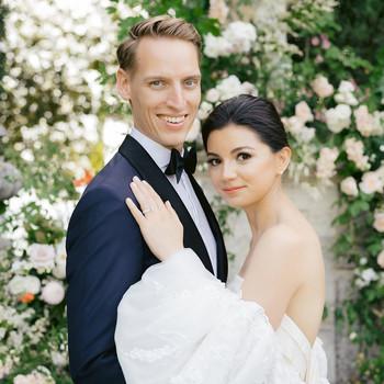jennifer tobias wedding couple