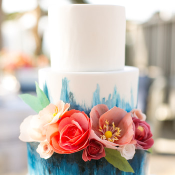 The Best Wedding Cakes of 2014