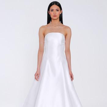 allison webb wedding dress spring 2019 a-line satin
