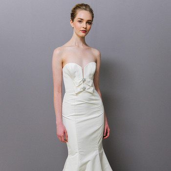 amsale fall 2018 mermaid with bodice detail