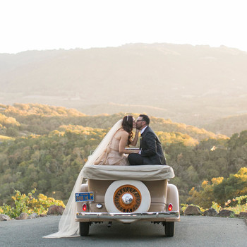A Whimsical Wine Country Wedding