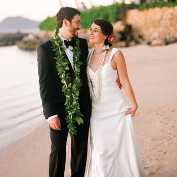 A Traditional Outdoor Destination Wedding in Hawaii