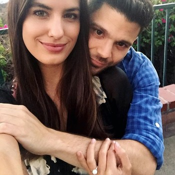 Jerry Ferrara and Breanne Racano engaged