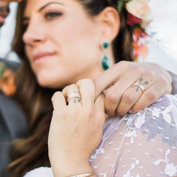 Thinking About Getting a Wedding Ring Tattoo? Here's What You Need to Know