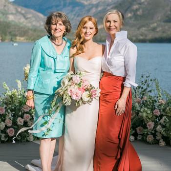 Mother-of-the-Bride and-Groom Dresses | Martha Stewart Weddings