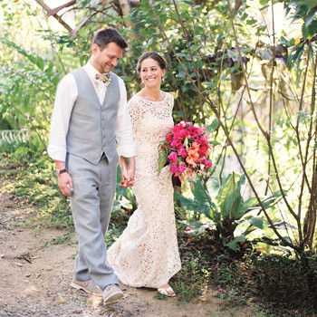 A Laid-Back Destination Wedding in Tropical Costa Rica