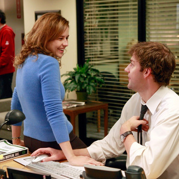 "Here's How Jim and Pam's Wedding on ""The Office"" Was Really Supposed to End"