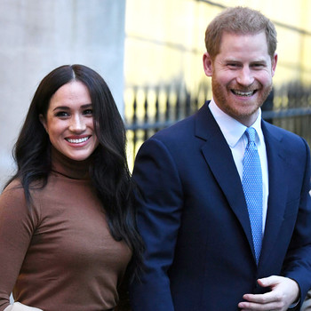Prince Harry and Meghan Markle Are Stepping Back From Their Roles as Senior Members of the Royal Family