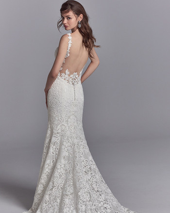 sottero and midgley presca lace gown