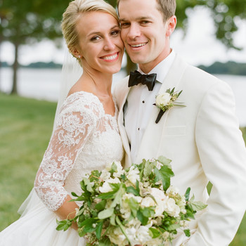 A Family-Focused Wedding at Home in Maryland