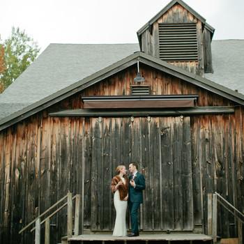 A Fun Fall Wedding in the Berkshires